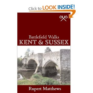 Battlefield Walks in Kent and Sussex