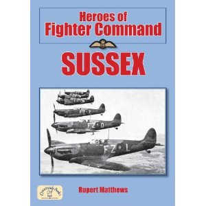 Heroes of Fighter Command in Sussex