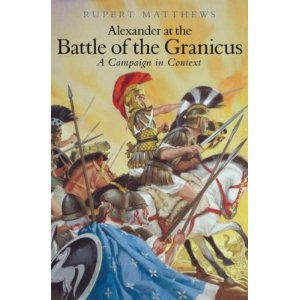 Alexander the Great at the Battle of the Granicus